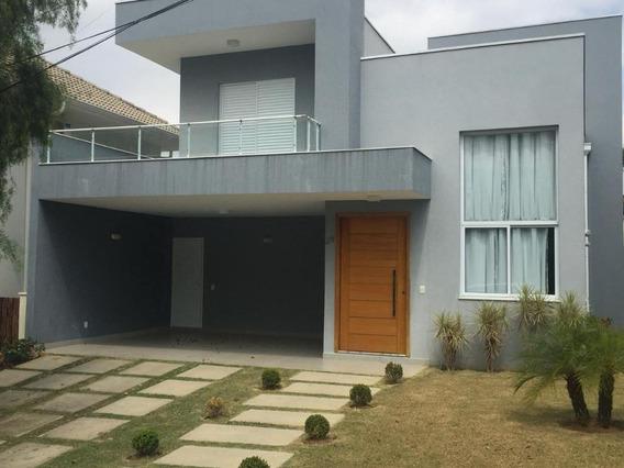 Casa Com 3 Dormitórios Para Alugar, 250 M² Por R$ 4.000/mês - Condomínio Jardim América - Vinhedo/sp - Ca3611