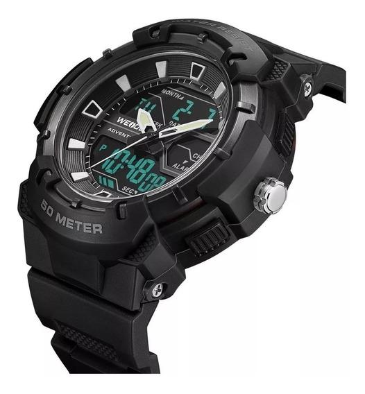 Relógio Digital Esportivo Funcional Original Luxo Promoção