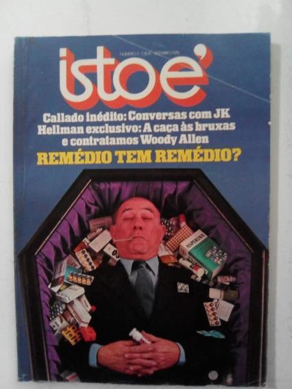 Revista Istoé N 5 Callado Jk Indios Goiás Silvio Moraes 1976
