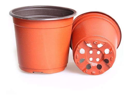 Macetas De Plastico Ideal Tunas Plantas Florales Aromaticas
