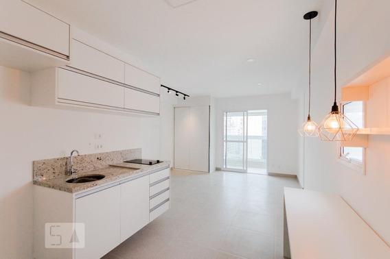 Apartamento Para Aluguel - Santa Cecília, 1 Quarto, 30 - 893101886