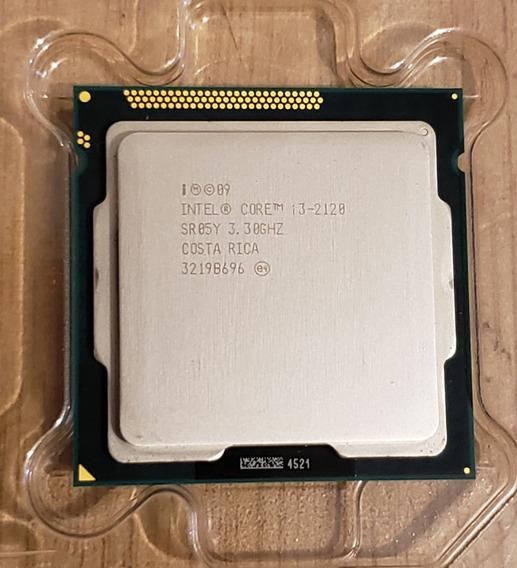 Processador Intel Core I3 2120 3.3ghz