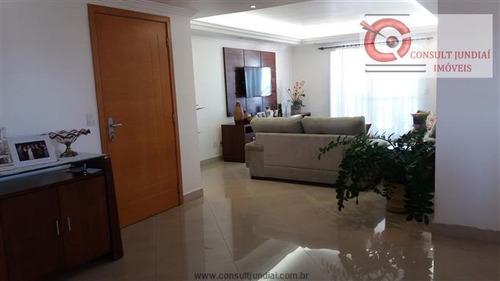 Imagem 1 de 25 de Apartamentos À Venda  Em Jundiaí/sp - Compre O Seu Apartamentos Aqui! - 1367418