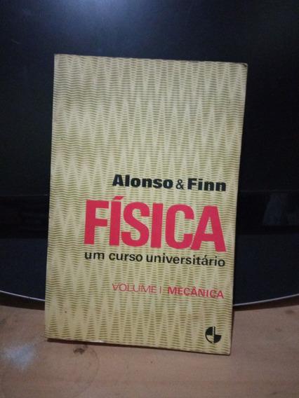 Física Um Curso Universitário Volume 1 Mecânica - 1972