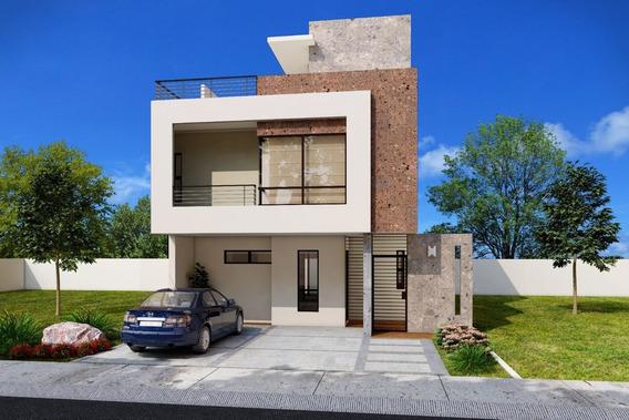 Se Vende Casa En Residencial Terrazas Monet.