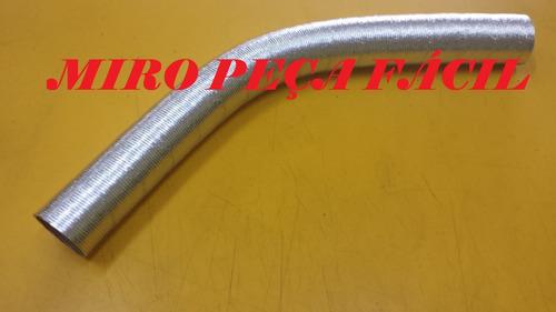 Imagem 1 de 8 de Mangueira Aluminio Filtro Ar Fiorino Uno Premio Elba 1.3 Alc
