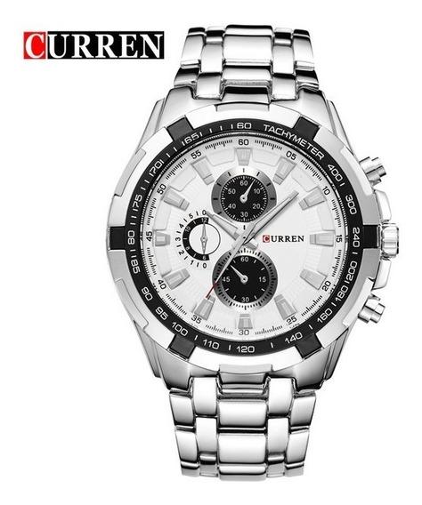Relógio Masculino Curren Modelo 8023-1