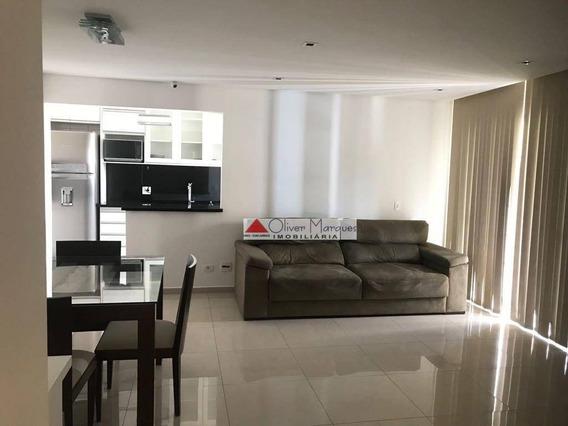 Apartamento Com 2 Dormitórios À Venda, 82 M² Por R$ 500.000,00 - Vila São João - Barueri/sp - Ap5883