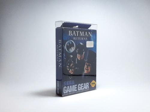 Imagen 1 de 4 de Protector Juegos Sega Game Gear Pack X 5