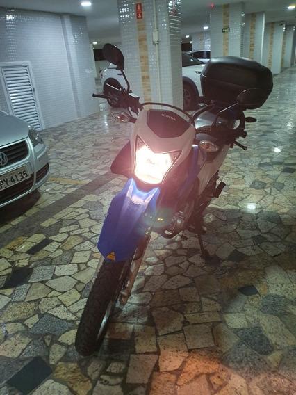 Honda Bros 160 Essd