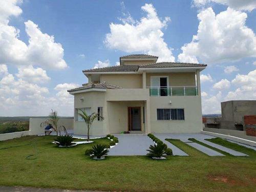 Casa De Condomínio Com 4 Dorms, Fazenda Alta Vista, Sorocaba - R$ 920.000,00, 400m² - Codigo: 2827 - V2827