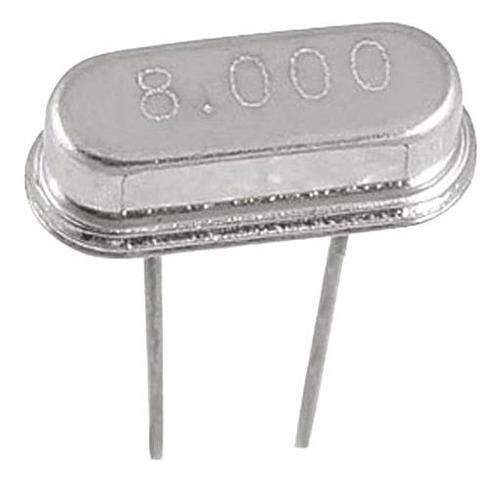 Imagen 1 de 1 de 10 Unidades De Rasonadores O Cristal De 8.000mhz