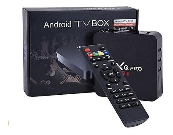 Aparelho Tv Box Transforme Sua Tv Em Smart 4k Pro 4gb/32gb