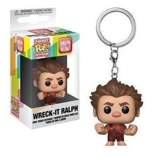 Funko Pop Keychain Disney Wreck It Ralph 2 Ralph Nortoys