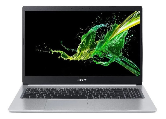 Notebook Acer A515 I510210u 12gb Hd500gb Ssd256gb Mx250 W10h