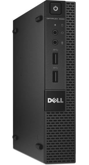 Dell Optiplex Mini 3040 I3 6100t 8gb Hd 240ssd Ultracompacto