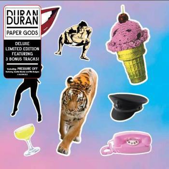 Cd Duran Duran, Paper Gods Deluxe
