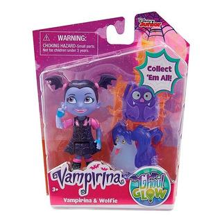 Vampirina Figura Con Accesorios Licencia Oficial