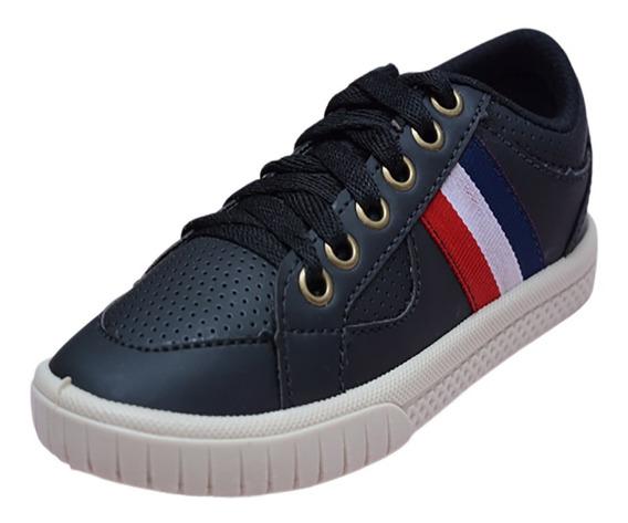 Tenis Sapatênis Infantil Sapato Masculino Barato Star Feet