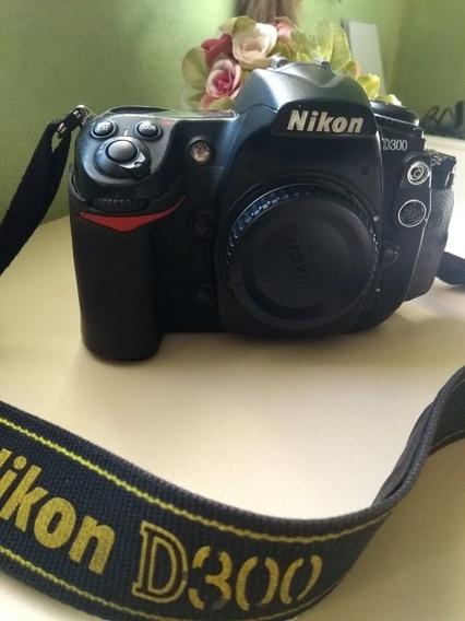 Câmera D300 Nikon