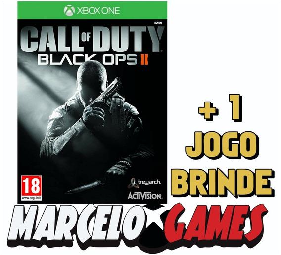 Call Of Duty Black Ops 2 Xbox One Midia Digital