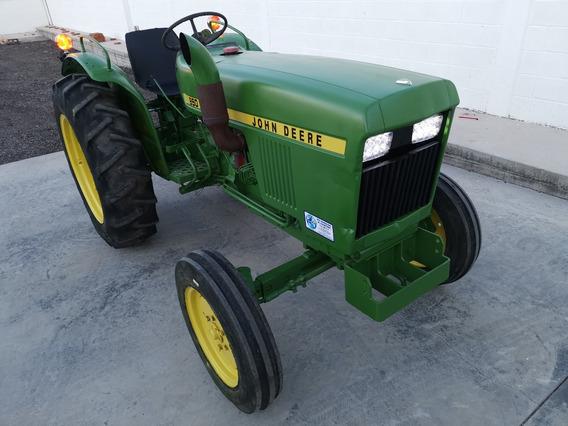 Tractor Agricola 950 John Deree Para Huertas Invernaderos