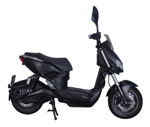 Imagen 1 de 11 de Moto Electrica Z3 Yadea