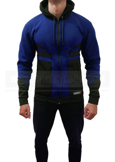 Conjunto Deportivo Sonic Sweater Capucha Y Jogger Cheekylook