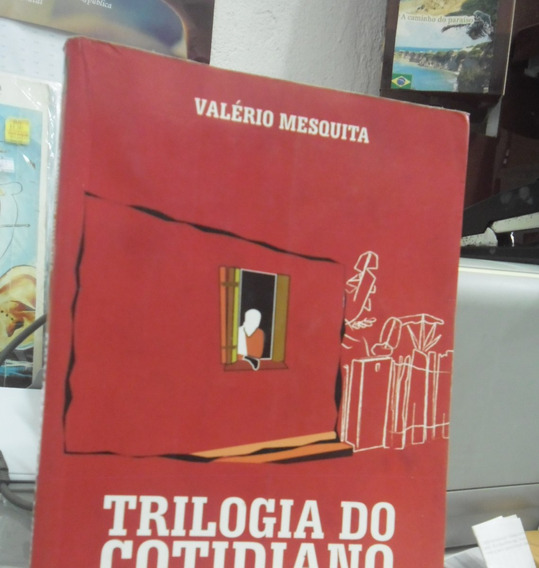 Livro - Trilogia Do Cotidiano