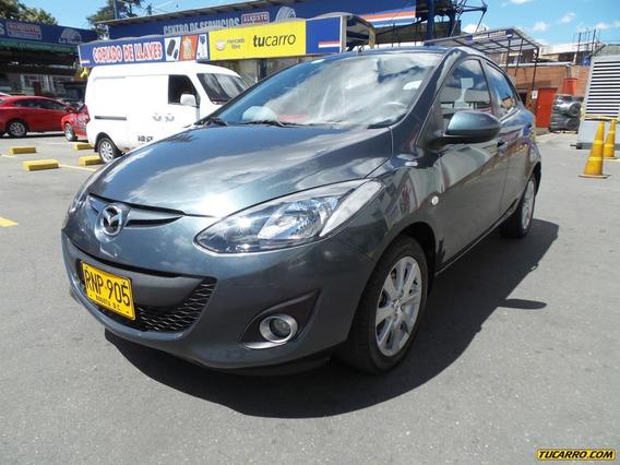Mazda Mazda 2 Mazda 2 Mt Aa Ab