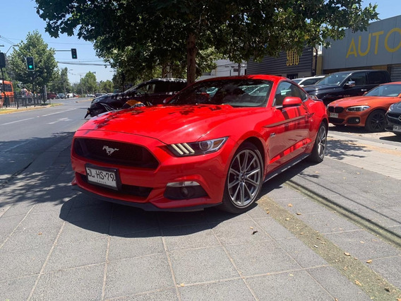 Ford Mustang Gt Coupe 5.0 2017