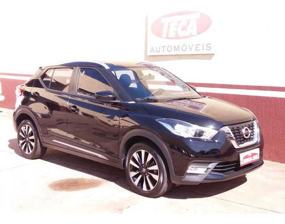 Nissan Kicks Sv Cvt 1.6 16v Flex 5p Aut 2018