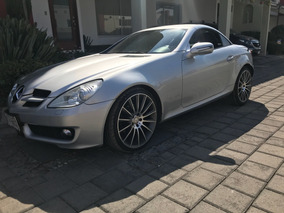 Mercedes Benz Clase Slk 1.8 200 K At 2009
