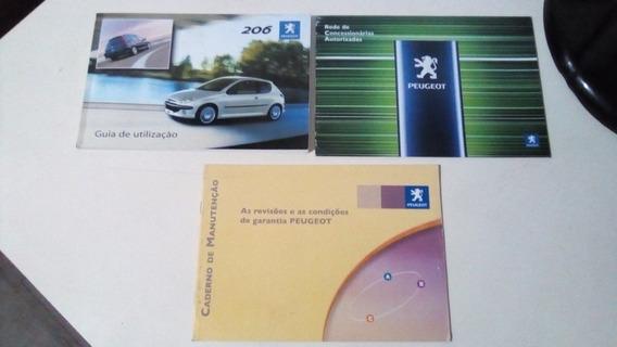 Manual Do Proprietário Peugeot 206 Sw