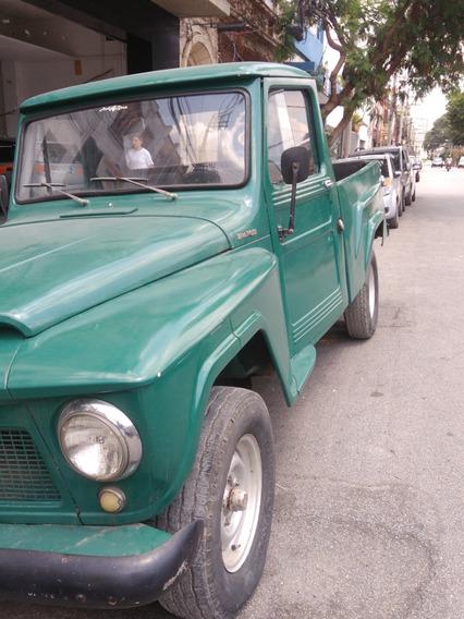 Pick Up F75 Ford - Quase Placa Preta!