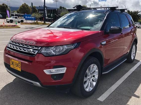 Land Rover Discovery Sport 2.0 Hse 7 Puestos. Ed Premium