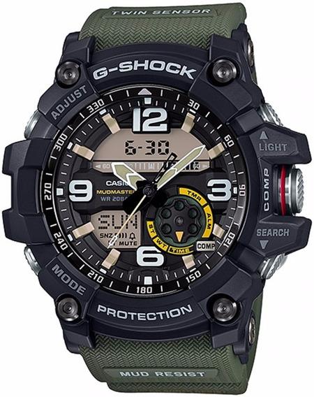Relógio Casio G-shock Gg1000-1a3 Mudmaster