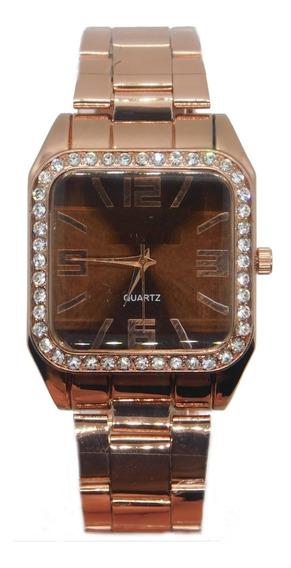 Relógio Feminino Luxo Leve Delicado Blogueira Varias Cores
