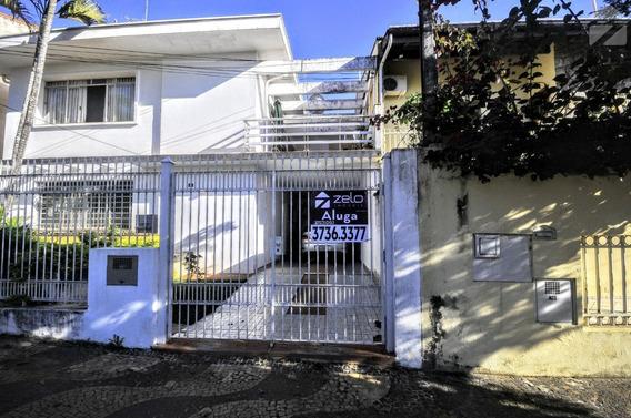 Casa Para Aluguel Em Jardim Nossa Senhora Auxiliadora - Ca007954