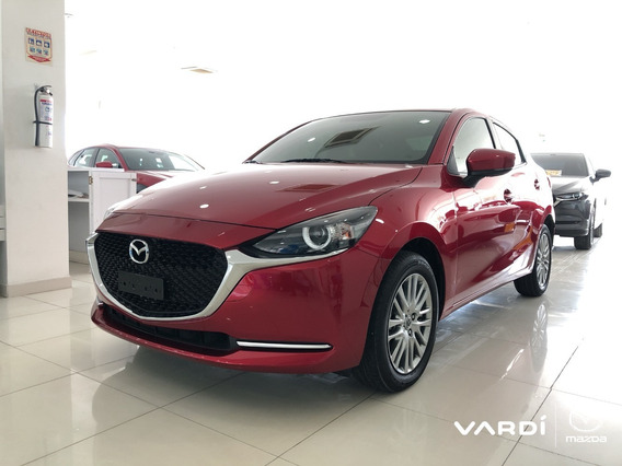 Mazda 2 1.5 At Grand Touring 2021 Rojo Dimante