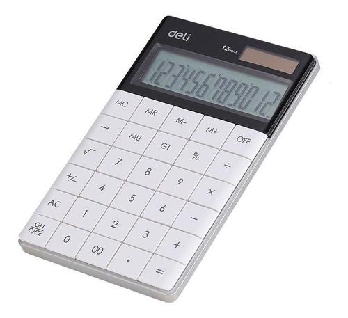 Imagen 1 de 4 de Calculadora Deli E1589 - Districomp