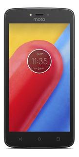 Motorola C Dual SIM 8 GB Negro brillante 1 GB RAM