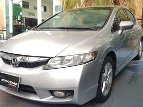 Honda Civic 1.8 Lxs Flex 4p - Monteiro Multimarcas