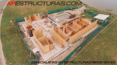 Losas Hormigon Armado, Columnas , Vigas ,bases Y Estructuras
