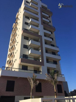 Apartamento Novo, Com 2 Suítes + Lavabo, 77,58m²,sacada Com Churrasqueira , 1 Vaga, São Judas, Itajaí Sc - Ap1449