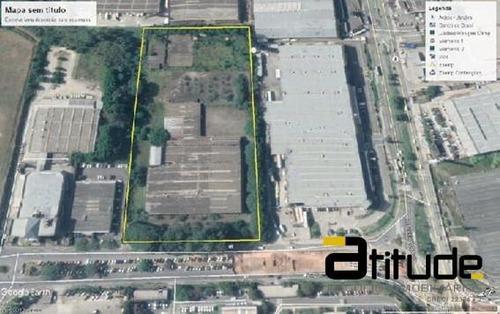 Imagem 1 de 4 de Galpão Industrial Em Alphaville - Sp - 4553