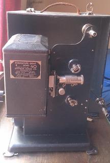Proyector Kodascope 8mm Con Caja Y Transformador