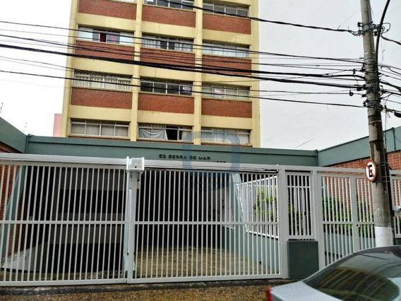 Kitnet Com 1 Dormitório Para Alugar, 46 M² Por R$ 500/mês - Centro - Campinas/sp - Kn0101