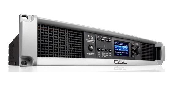 Qsc Amplificador Con Dsp Pld4.3