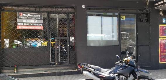 Locales Comerciales Alquiler Palermo Hollywood